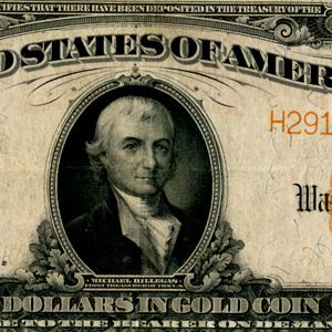 Ausländische Geldscheine