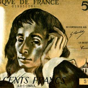 Französische Banknoten