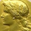 Gold Jetons und Medaillen