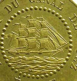 Französische Kolonialmünzen