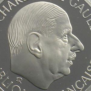 Münzen Frankreich   1959-2001