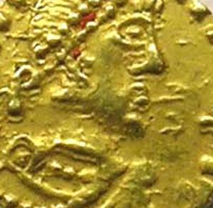 Merovingische Münzen