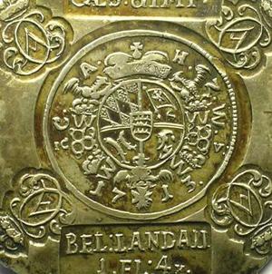 Belagerung Münzen