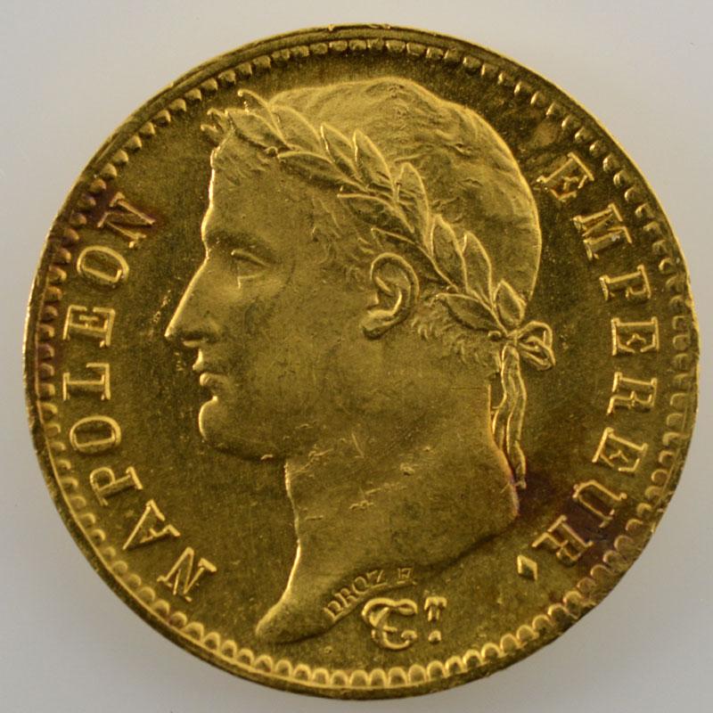 1811 A  (Paris)    FDC   nettoyée/cleaned