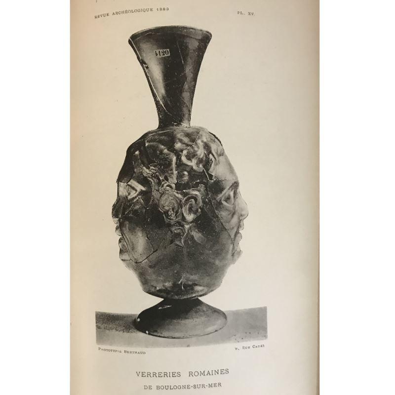Revue Archéologique   année 1889   2 tomes