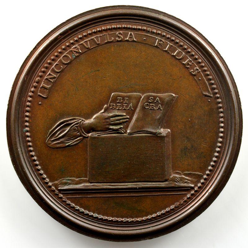 Ferdinand de Saint-Urbain   Médaille en bronze  48mm   Adalbert    SUP/FDC