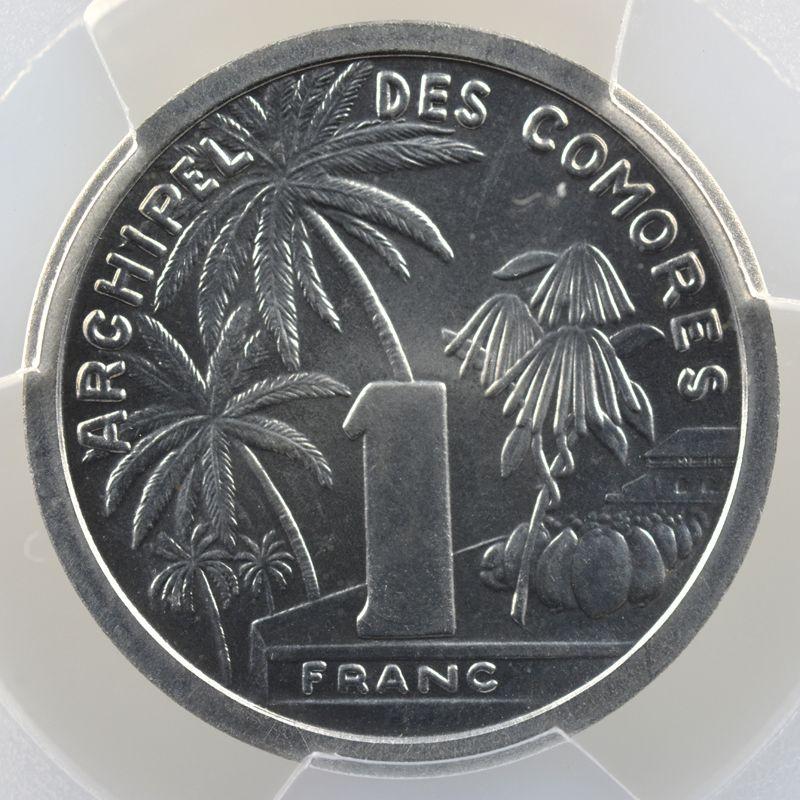 Lec.32   1 Franc   1964 Essai    PCGS-SP67    FDC