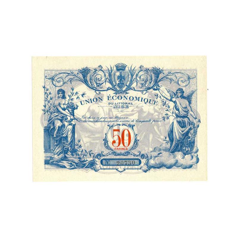 50 Francs    NEUF