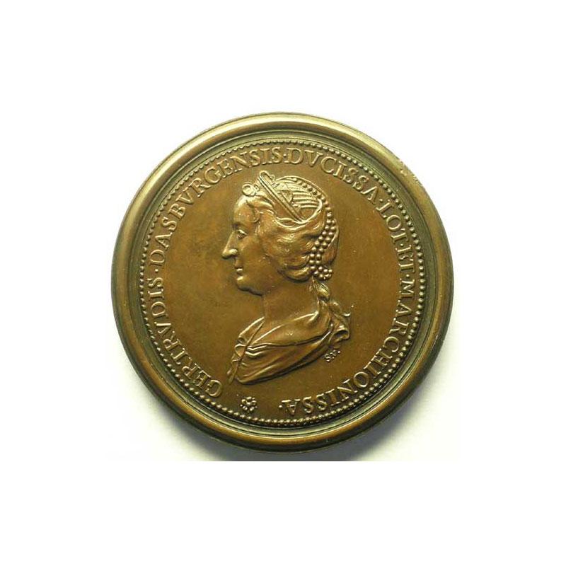 Thiebault I   bronze   47 mm    SUP