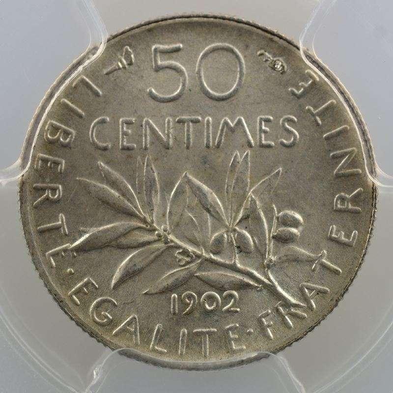 1902    PCGS-MS64    pr.FDC
