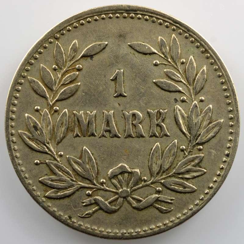 1 Mark   Ma, R  24,5mm    TTB