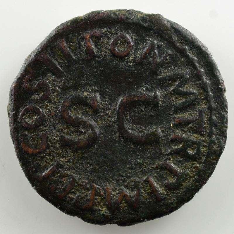 Quadrans  (Rome 42)    TB+