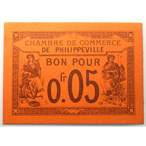 0,05 Fr   7-10-1915   carton    NEUF