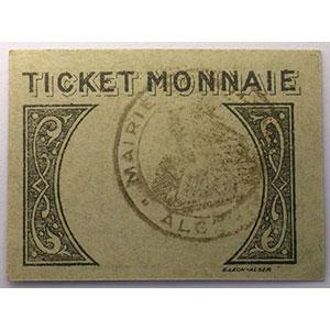 0,10 Fr   14-12-1916   carton    NEUF