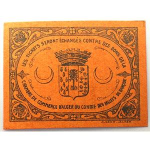 0,10 Fr   5-10-1916   carton    NEUF