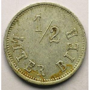1/2 LITER BIER   Al,R,   23 mm   TTB
