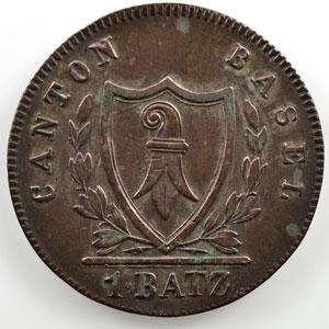1 Batzen   1826    TTB