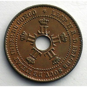 1 Cent.   1888    SUP