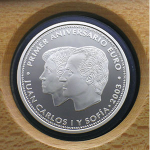 Münzen Euros