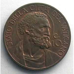 10 Cent.   1932/XI    SUP