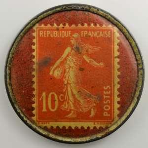 10 Cent rouge/rouge    TB+/TTB