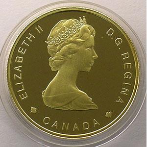 100 Dollars   1989   Sainte-Marie    BE