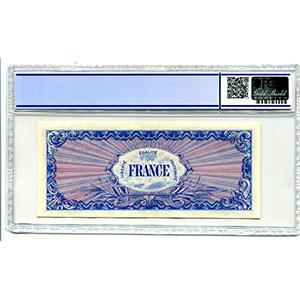 1000 Francs   1944 série 3    SUP+    PCGS-AU55 OPQ