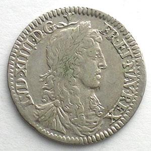 1662 A  (Paris)    TTB
