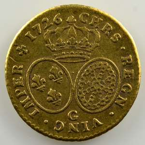 1726 G  (Poitiers)    TB+/TTB
