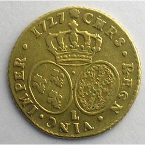 1727 L  (Bayonne)    TTB
