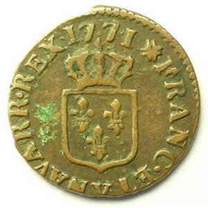 1771 V  (Troyes)    TB+/TTB