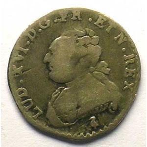1783 A  (Paris)  1er sem.    TB
