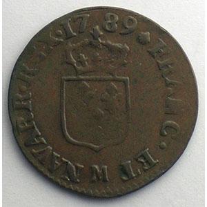 1789 M  (Toulouse)    TB+/TTB