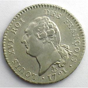 1791 H  (La Rochelle)    TTB+