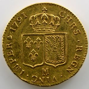 1791 M  (Toulouse)  1er sem.   TTB+