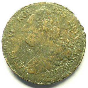 1792 BB  (Strasbourg)    TB