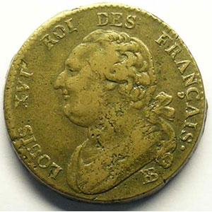1792 BB  (Strasbourg)    TB+