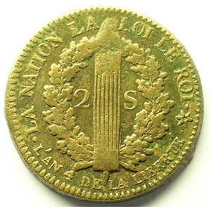 1792 BB   (Strasbourg)    TTB