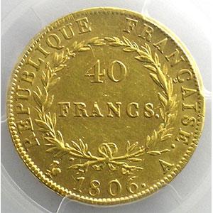 1806 A  (Paris)    PCGS-AU53    TTB+
