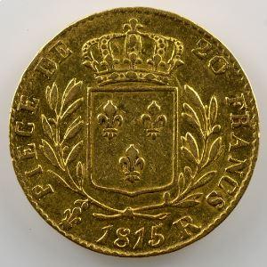1815 R  (Londres)    TB+/TTB