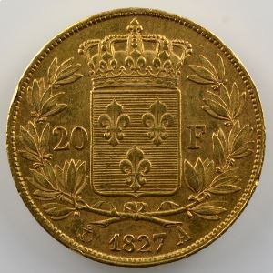 1827 A  (Paris)    TTB