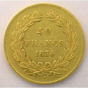 1834 A  (Paris)    TB+/TTB