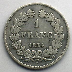 1834 BB  (Strasbourg)    TB+