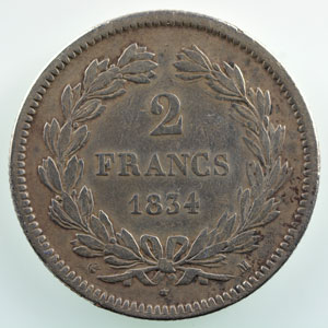 1834 M  (Toulouse)    B/TB