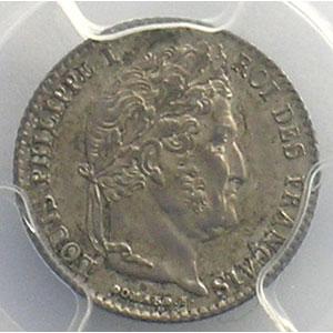 1841 W  (Lille)    PCGS-MS64    pr.FDC