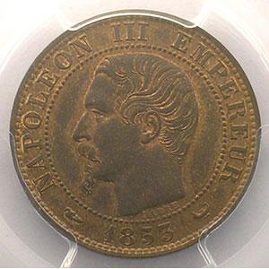 1853 W  (Lille)    PCGS-MS64BN    pr.FDC