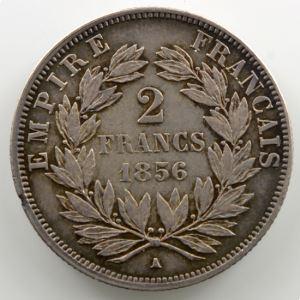 1856 A main-ancre  (Paris)    TTB