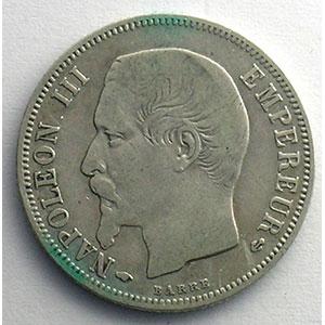 1858 A  (Paris)    TB