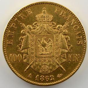 1862 A  (Paris)    TTB