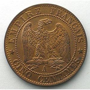 1865 A  (Paris)    SUP/FDC